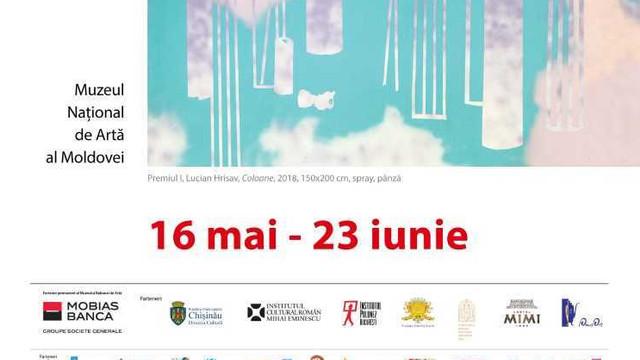 Artiști din 27 de state își expun lucrările la Chișinău, la Bienala Internațională de Pictură