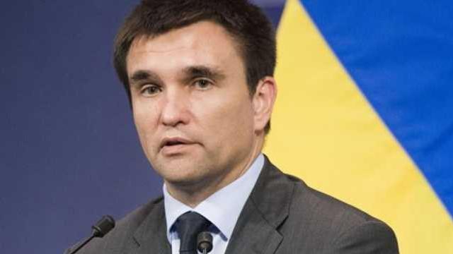 Ministrul ucrainean de externe Pavlo Klimkin anunţă că va demisiona după învestirea în funcţie a preşedintelui Volodimir Zelenski