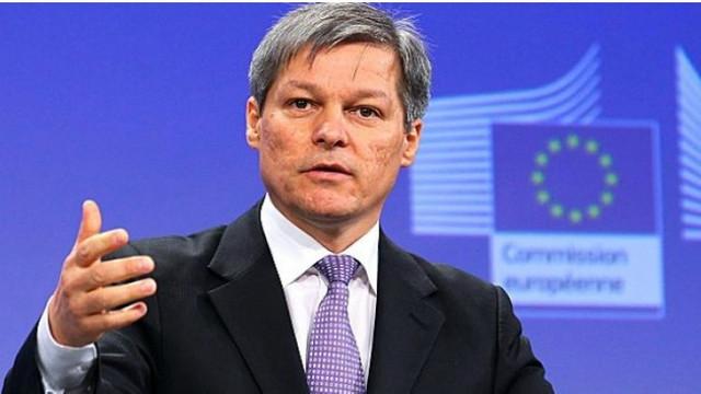 """Dacian Cioloș, la Chișinău: """"În Parlamentul European vom fi avocații fideli ai R.Moldova și ai cetățenilor săi"""""""