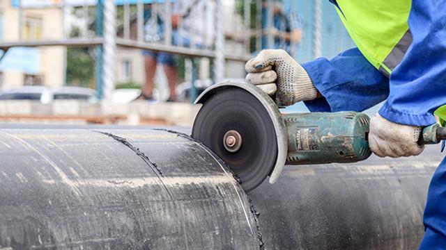 Trei tronsoane de conducte termice din sectorul Ciocana sunt modernizate