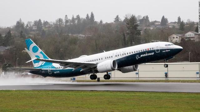 Noul software pentru avioanele Boeing 737 MAX a fost finalizat