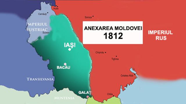 Acțiuni de comemorare a zilei de 16 mai 1812, când a avut loc raptul Basarabiei și anexarea ei la Imperiul Rus