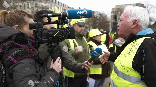 Franţa | Val de indignare după noi convocări de jurnalişti de către serviciile secrete