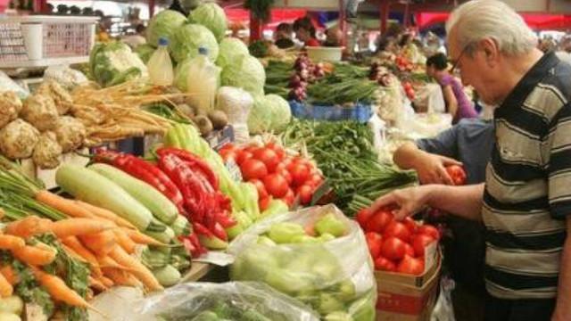 În sectoarele capitalei vor fi organizate iarmaroace agricole sezoniere