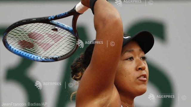 Tenis | Naomi Osaka, în turul 3 la Roland Garros după un meci greu cu Victoria Azarenka