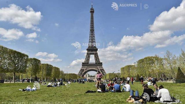 Turnul Eiffel, obiectivul central al unui spaţiu pietonal ''verde'', ce va fi amenajat până în 2024