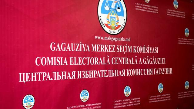 Recepționarea actelor pentru înaintarea candidaturii la funcția de bașcan s-a încheiat