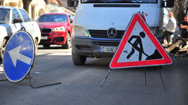 Traficul rutier va fi suspendat pe mai multe străzi din capitală