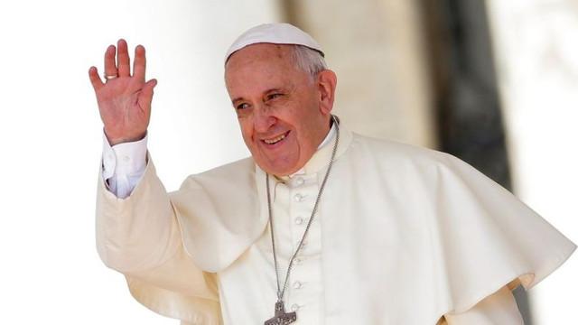 VIDEO LIVE   Papa Francisc a ajuns în România