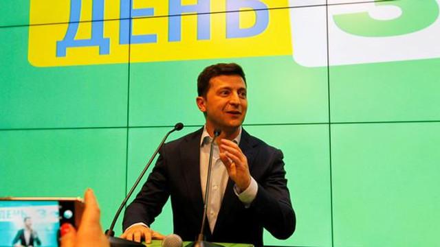 Ucraina va găsi un răspuns la decizia lui Putin privind obținerea cetățeniei ruse, declară Zelenski