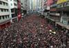 VIDEO | Sute de mii protestează la Hong Kong și cer demisia premierului Carrie Lam din cauza legii care ar permite extrădarea în China