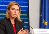 Federica Mogherini: Rămânem foarte vigilenți și îndemnăm prietenii din R.Moldova să rămână angajați pe direcția de realizare a agendei de reforme
