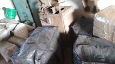 FOTO/VIDEO | O schemă de contrabandă cu mărfuri de larg consum, introduse ilegal în țară prin segmentul verde al frontierei moldo-ucrainene, a fost deconspirată