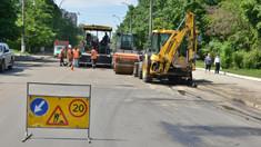 11 străzi din Chișinău intră în reparații. Conform calendarului de execuție a lucrărilor, reparațiile vor dura timp de 3 luni