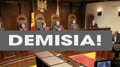Societatea civilă solicită demisia neîntârziată a judecătorilor constituționali