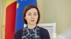 Maia Sandu: Igor Dodon s-a trezit că nu-i place Parlamentul. El nu ordine vrea, ci supunere față de el