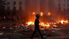 Explozie puternică la Doneţk, oraş ucrainean controlat de separatişti
