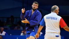 Prima medalie pentru R.Moldova la Minsk, adusă de un luptător de SAMBO