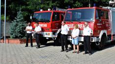 IGSU va beneficia de şapte unităţi de tehnică donate de austrieci