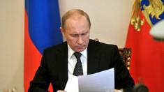 Nivelul de trai al multor ruşi a scăzut, consideră Vladimir Putin