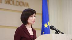 Maia Sandu: Blocul ACUM este împotriva federalizării și poziția nu are cum să se schimbe