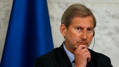 """Johannes Hahn  a salutat """"transferul pașnic al puterii"""" de la Chișinău"""