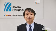 Alternativa Europeană | Ambasadorului Japoniei, Masanobu Yoshii: Japonezii ar putea învăța de la cetățenii R.Moldova să fie mai relaxați (AUDIO)