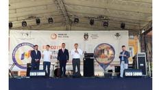 """Circa 100 de companii autohtone participă la expoziția """"R. Moldova prezintă"""" desfășurată în România"""