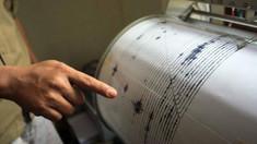 Un nou cutremur a avut loc în judeţul Vrancea, România