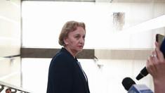BREAKING NEWS | Zinaida Greceanîi, aleasă președinte al Parlamentului cu 56 de voturi ale deputaților PSRM și ACUM (FOTO)