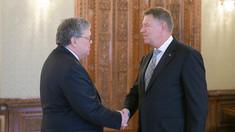 Procurorul General al SUA a fost primit la Cotroceni de președintele român, Klaus Iohannis