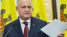 Igor Dodon propune interzicerea prin lege a traseismului politic în cadrul Parlamentului