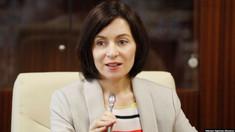 Premierul Maia Sandu anunță că șeful Agenției Proprietății Publice va fi demis