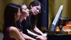 Schimb de experienta între o școală de muzică din Chișinău și un conservator din Franța