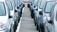 INFOGRAFIC | Declin semnificativ al pieței auto din R.Moldova în patru luni de pandemie