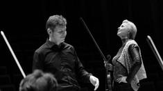 Povestea impresionantă de dragoste a muzicienilor Clara Cernat și Thierry Huillet, aflați la Chișinău. Compozitorul francez a învățat limba română în cinci zile pentru a o cuceri pe violonistă (AUDIO)
