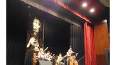 La Filarmonica Națională a avut loc un spectacol dedicat poetului Mihai Eminescu