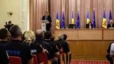 """Andrei Năstase a fost prezentat angajaților MAI. """"Politizarea încetează din acest moment"""""""