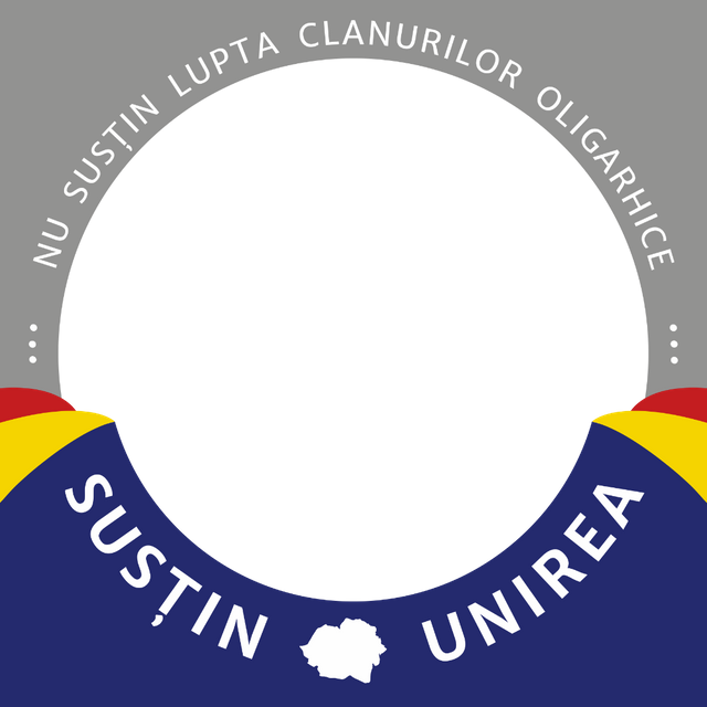 Campanie online de susținere a Unirii, lansată în contextul situației politice din R.Moldova