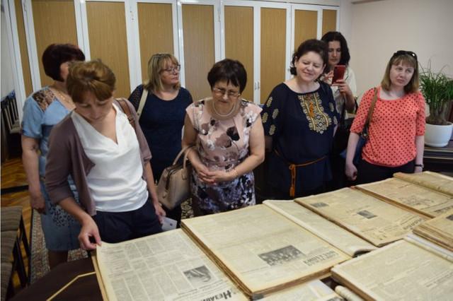 Patrimoniul național tipărit, fondul intangibil a putut fi admirat la Camera Naţională a Cărţii