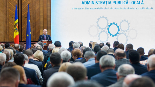 Premierul în exercițiu, Pavel Filip, recunoscut de PD, cheamă astăzi președinții consiliilor raionale la o ședință