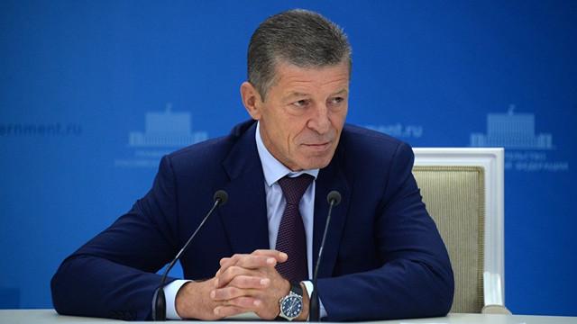 Vicepremierul rus, Dmitri Kozak, vine săptămâna viitoare la Chișinău într-o vizită oficială