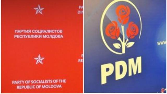 PSRM și PDM vor organiza mâine și poimâine manifestații în PMAN
