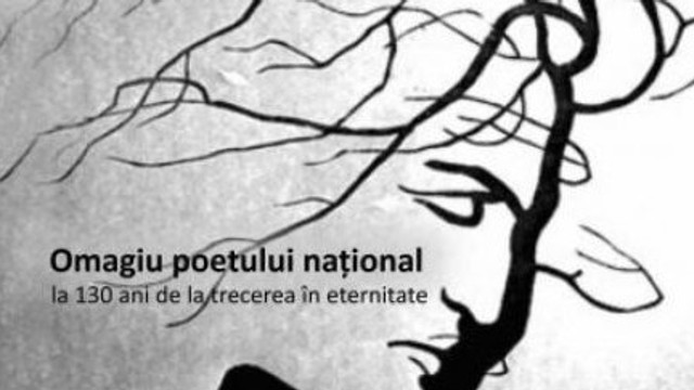 130 de ani de la trecerea în eternitate a marelui poet român Mihai Eminescu | Spectacol de muzică și poezie la Filarmonica din Chișinău