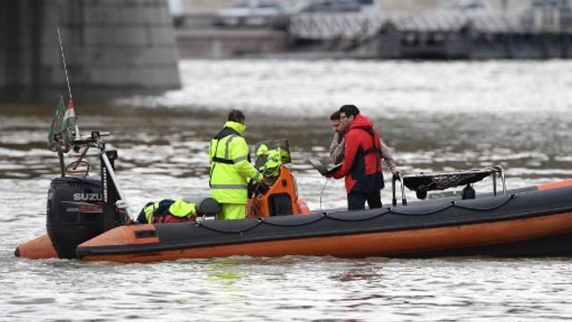 Al doisprezecelea cadavru descoperit după dezastrul naval din Budapesta