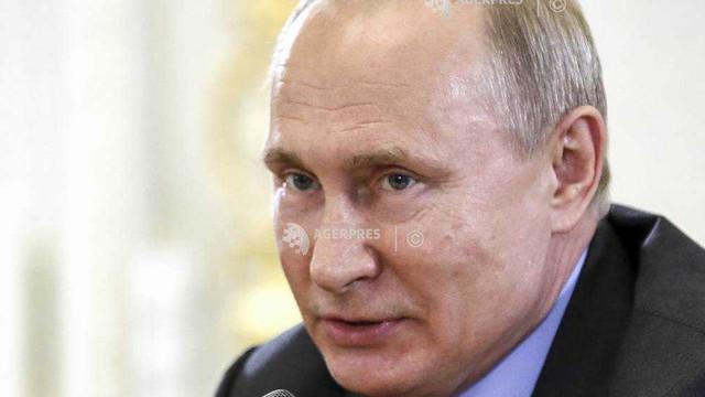 Vladimir Putin: Rusia 'este gata să nu prelungească' Tratatul nuclear START cu SUA