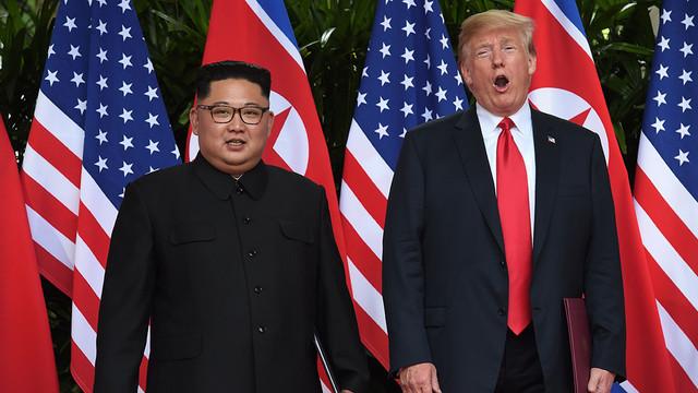 Donald Trump îi propune lui Kim Jong Un să se vadă la frontiera dintre cele două Corei