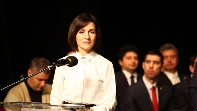 Maia Sandu și-o dorește pe Laura Codruța Kovesi pentru funcția de procuror general al R.Moldova