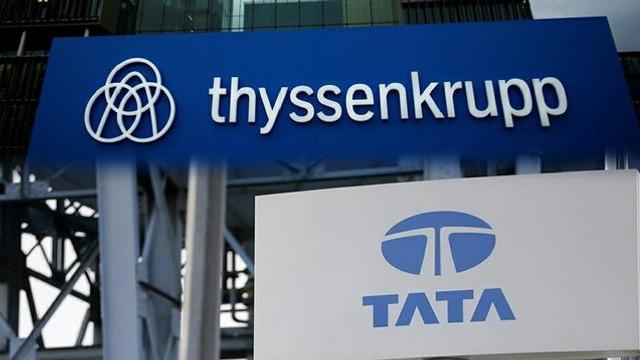 Comisia Europeană a blocat tranzacţia dintre Thyssenkrupp şi Tata Steel, ce ar fi creat al doilea producător european de oţel