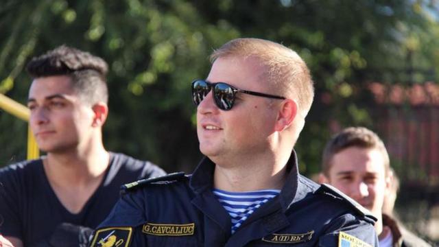 """Șeful adjunct al Poliției, """"poetul"""" Gheorghe Cavcaliuc, și-a anunțat demisia și intenția de a face un partid"""